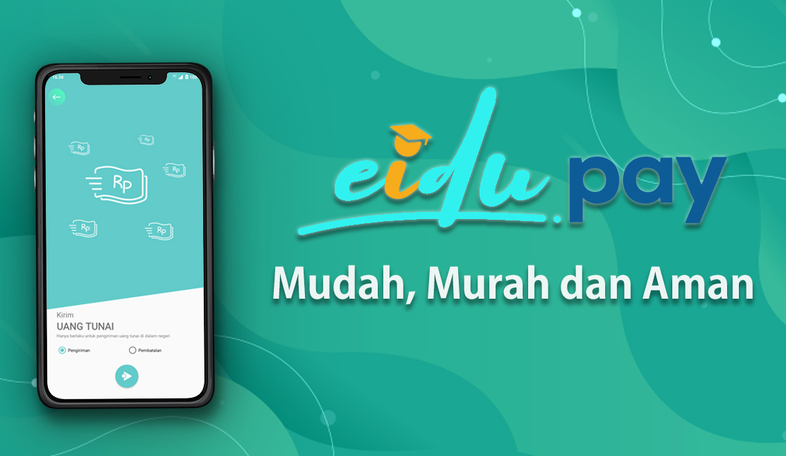 Aplikasi Uang Digital EiduPay Mudah, Aman dan Murah