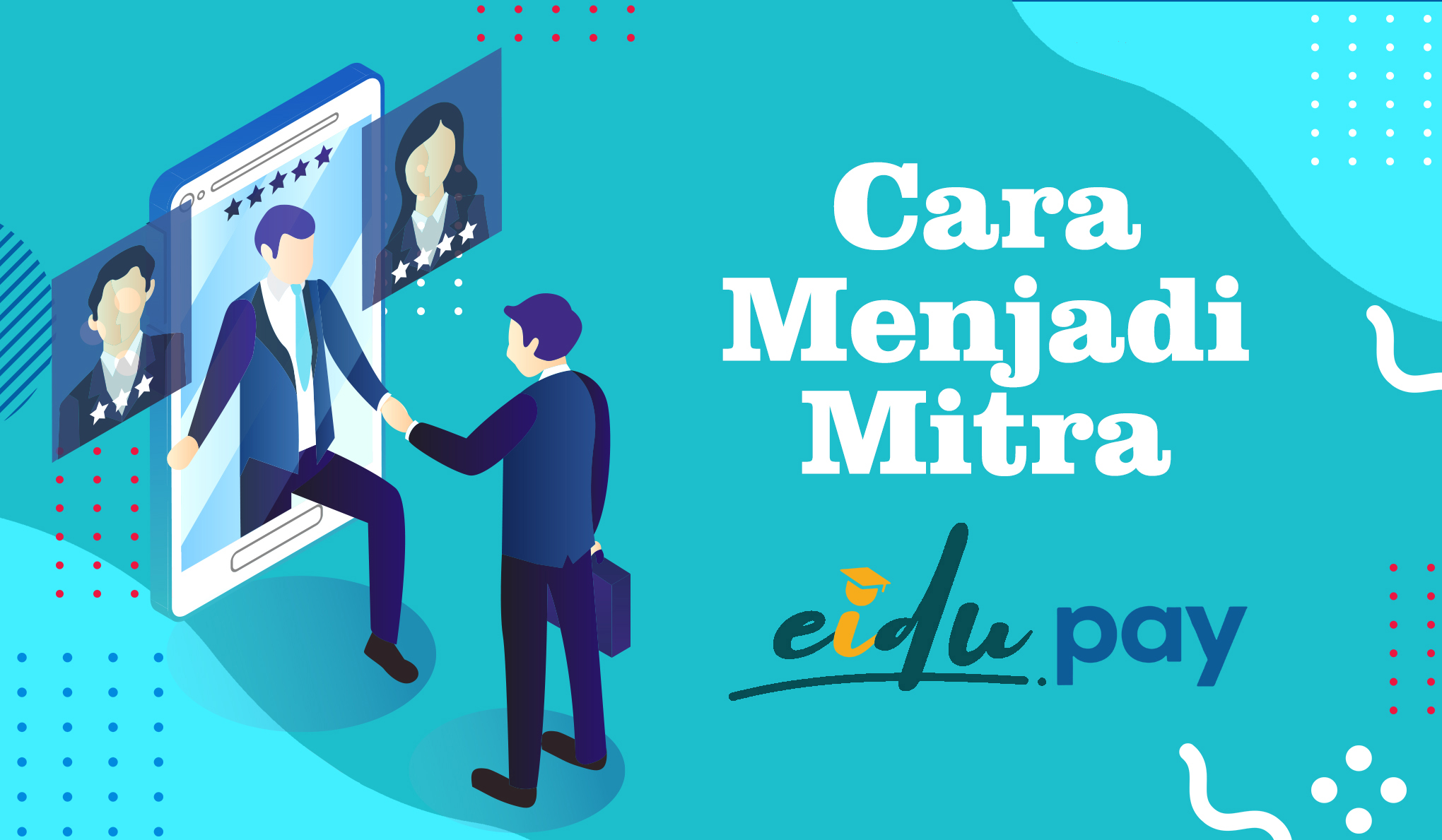 Cara Menjadi Mitra EiduPay