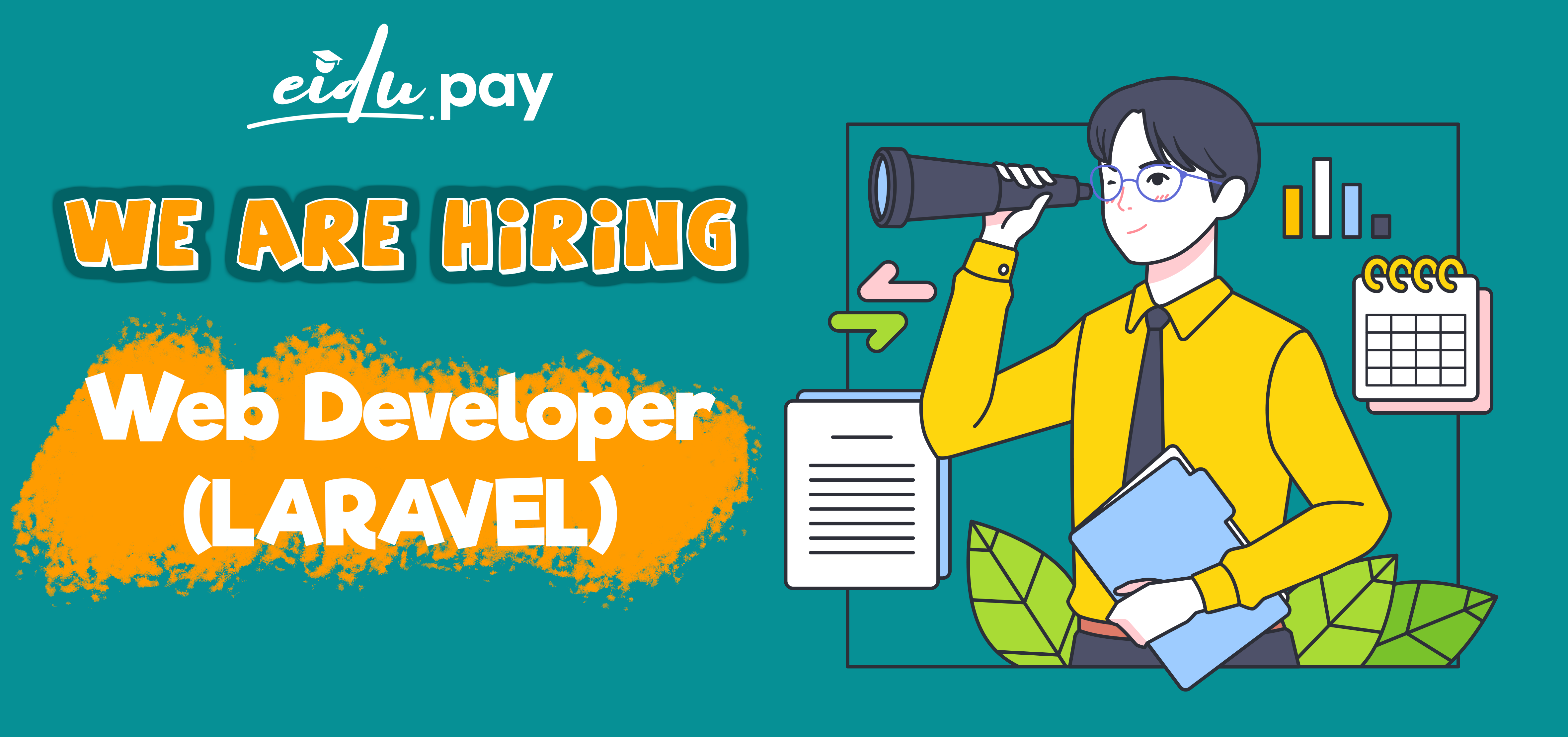 Lowongan Web Developer (LARAVEL)